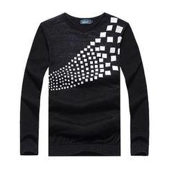 Lutai - Printed Sweater
