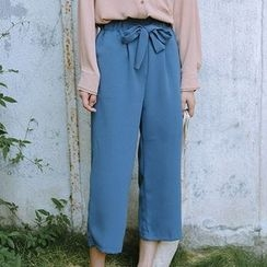 Ivena - 七分寬腿褲