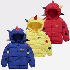 SEE SAW - 童裝夾層夾克