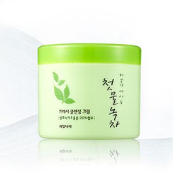 Kwailnara - The First Greentea Fresh Cleansing Cream 300g