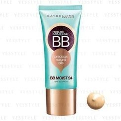 Maybelline New York - 純礦物柔潤 BB 霜 SPF 35 PA+++ (#01 自然膚色)