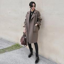 Iscat - 針織大衣