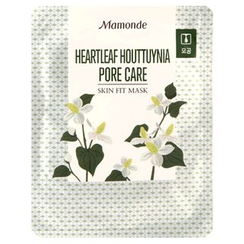 Mamonde - Skin Fit Mask - Heartleaf Houttuynia (Pore Care)