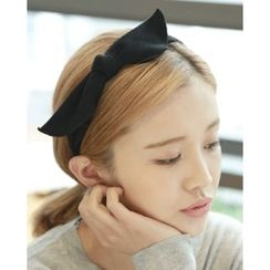 Miss21 Korea - Bow Knit Hair Band
