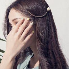 Cometto - Faux Pearl Hair Clip