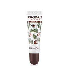 Secret Key - Coconut Oil Lip Balm Never Dry 10g