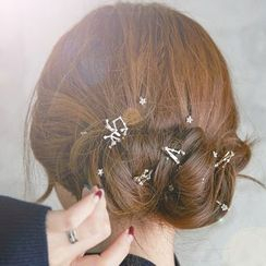 LIDO - Rhinestone Zodiac Hair Pin