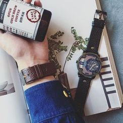 子俊 - 真皮带式手表