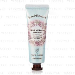 Etude House - Hand Bouquet Rich Vitamin Hand Cream SPF 15 PA+