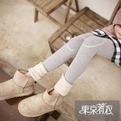 Tokyo Fashion - Fleece-Hem Leggings
