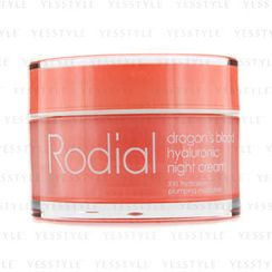 Rodial - Dragons Blood Hyaluronic Night Cream