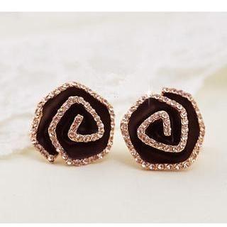 Best Jewellery - Swirl Earrings