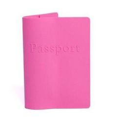 Digit-Band - Silicon Passport Case