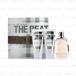 Burberry - The Beat Coffret: Eau De Parfum Spray 75ml/2.5oz + Body Lotion 100ml/3.3oz + Shower Gel 100ml/3.3oz