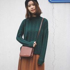 Polaris - Rib Knit Sweater