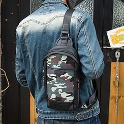 Yiku - Camouflage Sling Bag