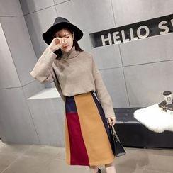 RUI - High Neck Sweater