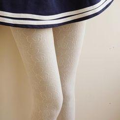 NANA Stockings - Patterned Tights