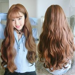 Pin Show - Long Full Wig - Wavy