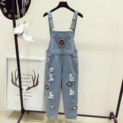 DIYI - Applique Jumper Jeans