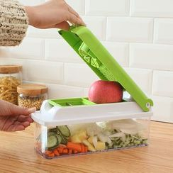 Lazy Corner - Set: Vegetable and Fruit Grater and Slicer