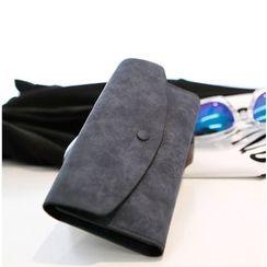 Bags 'n Sacks - Faux-Leather Long Envelope Wallet