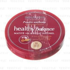 Bourjois - Healthy Balance Unifying Powder (#52 Vanille)