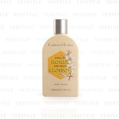 Crabtree & Evelyn - English Honey and Peach Blossom Body Lotion
