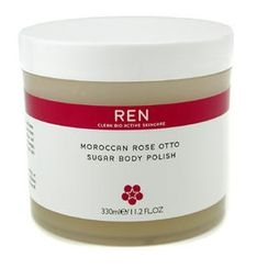 Ren - Moroccan Rose Otto Sugar Body Polish