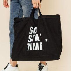 Heynew - Lettering Shopper Bag