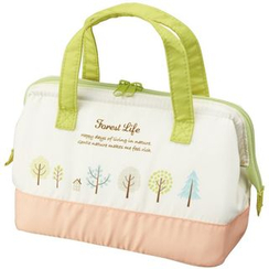 Skater - Forest Life Lunch Bag M