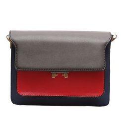 Nautilus Bags - Colour Block Shoulder Bag