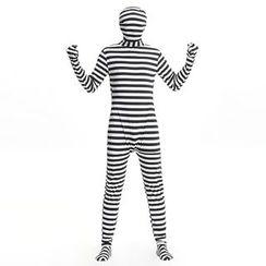 Hankikiss - Ninja Prisoner Party Costume
