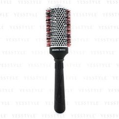 Keratin Complex - Ceramic Technology Nano-Sliver Ions Heat Resistant Ceramic+Ionic Round Brush (3 Inch)