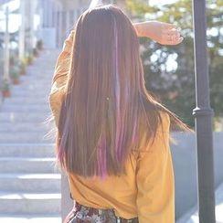 Goldilocks - Hair Extension - Highlighted Straight