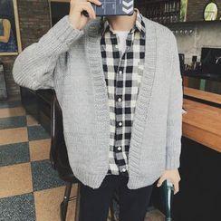 Arthur Look - 纯色开衫