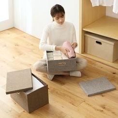 Lazy Corner - Garment Storage Box