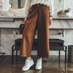 Dreamy Kiss - Wide-Leg Pants