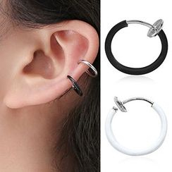 Cheermo - Clip on Mini Hoop Earrings
