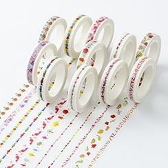 MissYou - Printed Masking Tape