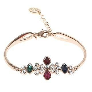 O.SA - Rhinestone Bangle