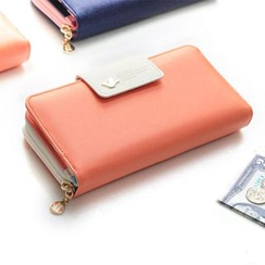 iswas - 'Shinzi Katoh' Series Long Wallet