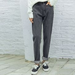 HotBlock - Straight Fit Jeans