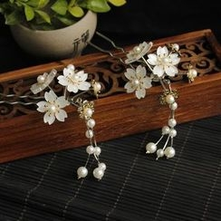 Rivermoon - Flower Hair Pin