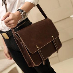 BagBuzz - Faux Leather Satchel