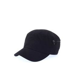 Ohkkage - Zip-Detailed Military Cap