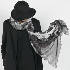 Rememberclick - Patterned Scarf