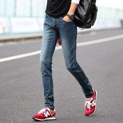 Recluso - 修身牛仔裤