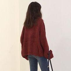 OCTALE - Turtleneck Chunky Sweater