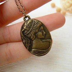 MyLittleThing - Vintage Lady Necklace